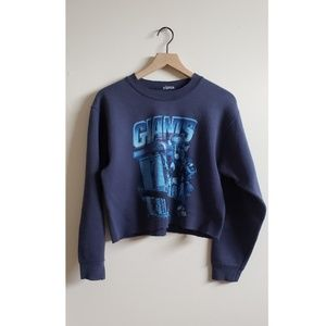 Vintage Crop Giants Crewneck